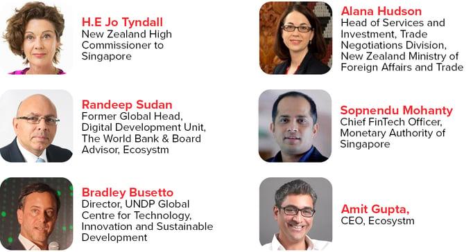 NZ Event Speakers Digital Trade Plenary 2