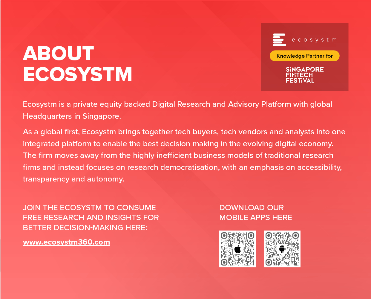 About Ecosystm 2